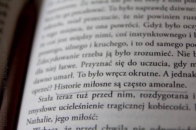 Foenkinos Delikatność book me a cookie recenzje książek recenzja cytat blog literacki (2)