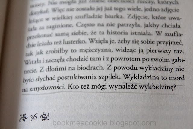 Foenkinos Delikatność book me a cookie recenzje książek recenzja cytat blog literacki (3)