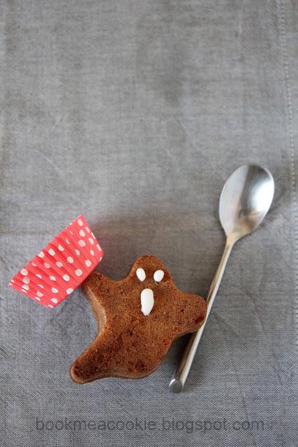 book me a cookie muffiny muffinki dyniowe duszki na halloween przepisy przepis (1)