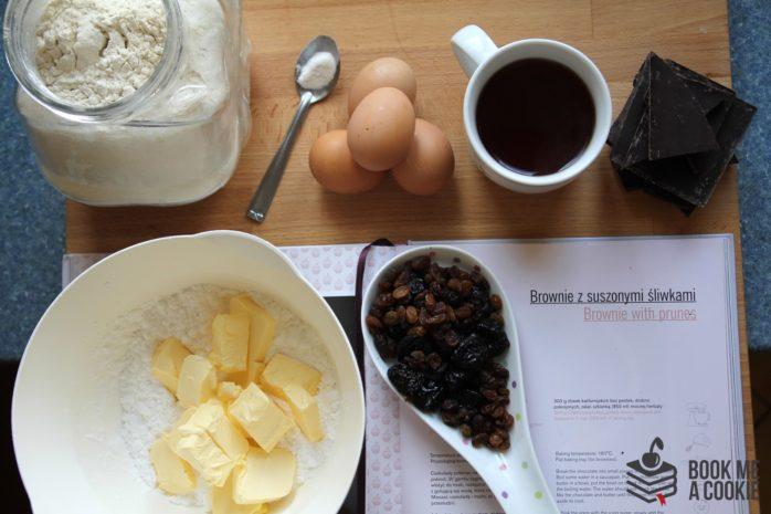 przeboskie brownie ciasto czekoladowe book me a cookie przepisy przepis na ciasto czekoladowe brownie blog kulinarny literacki książkowy (6)